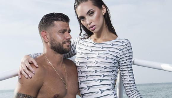 """La modelo y presentadora de """"Estás en todas"""" anunció que está esperando a su segundo hijo con Yaco Eskenazi."""