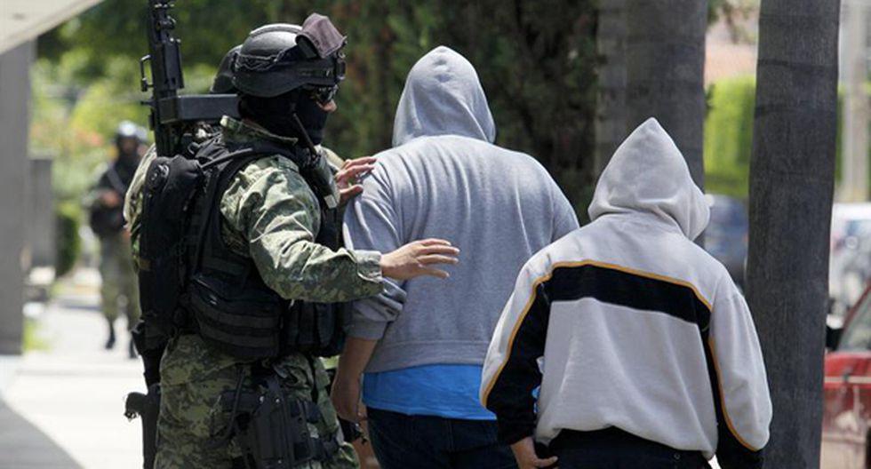 México: Capturan a cabecillas del cártel Jalisco Nueva Generación