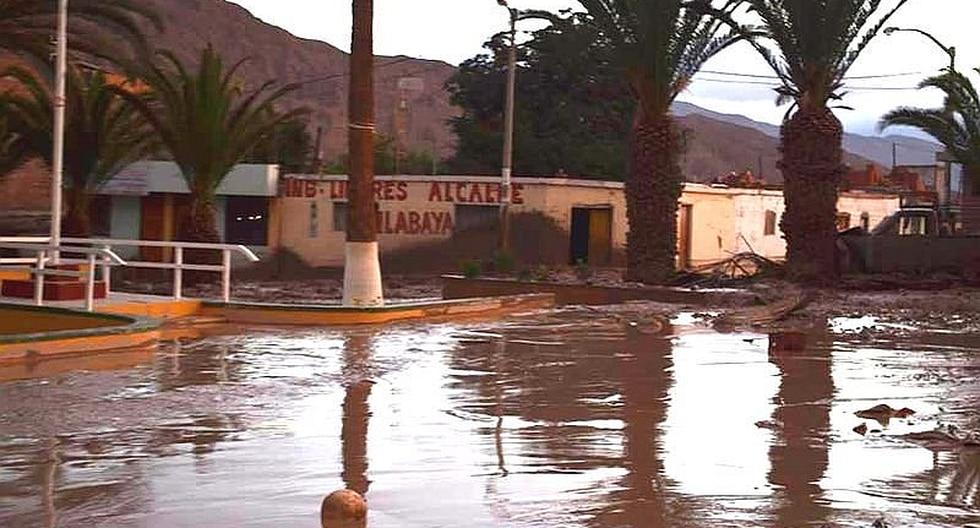 Tacna: Reubicarán a 165 familias de Mirave vulnerables a huaicos