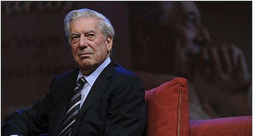 Oppenheimer y Sergio Ramírez estarán con Mario Vargas Llosa