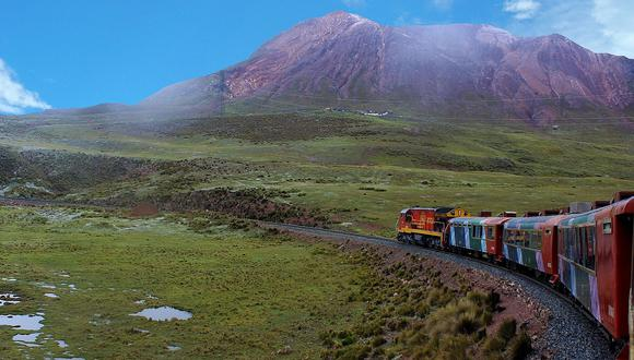 Tren Lima - Huancayo vuelve a hacer su recorrido este 30 de agosto