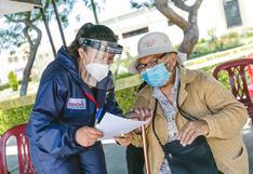 Red Amachay vuelve para asistencia de ancianos y personas con discapacidad