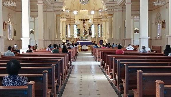 Todas las fiestas religiosas seguirán suspendidas en Ica