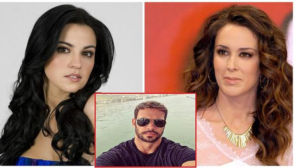Maite Perroni apoya a William Levy y deja mal a Jacqueline Bracamontes en plena entrevista (VIDEO)