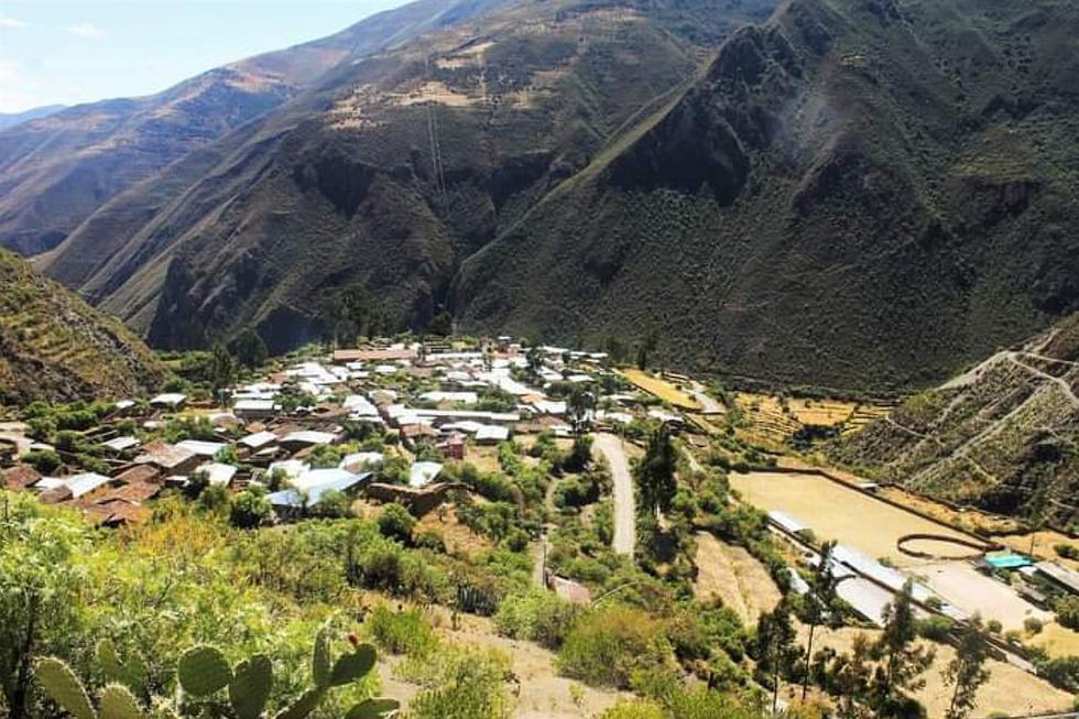 Huacaña, el pueblo ayacuchano que se resiste al COVID-19