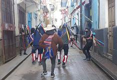 Danzantes animan calles de Llata por Fiestas Patrias (fotos)