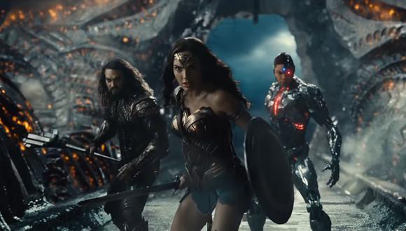 """El corte de  Zack Snyder de """"Justice League"""" se estrenará este 18 de marzo en HBO Max, pero aquellos críticos que ya tuvieron la oportunidad de ver la película tienen un veredicto unánime: el cambio se nota y de manera positiva. (Foto: HBO)"""