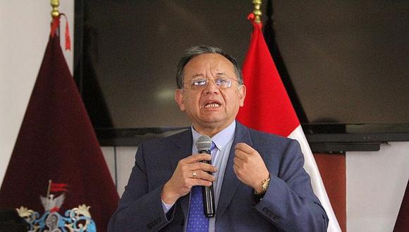 Excontralor Edgar Alarcón es el nuevo asesor del Gobierno Regional de Arequipa