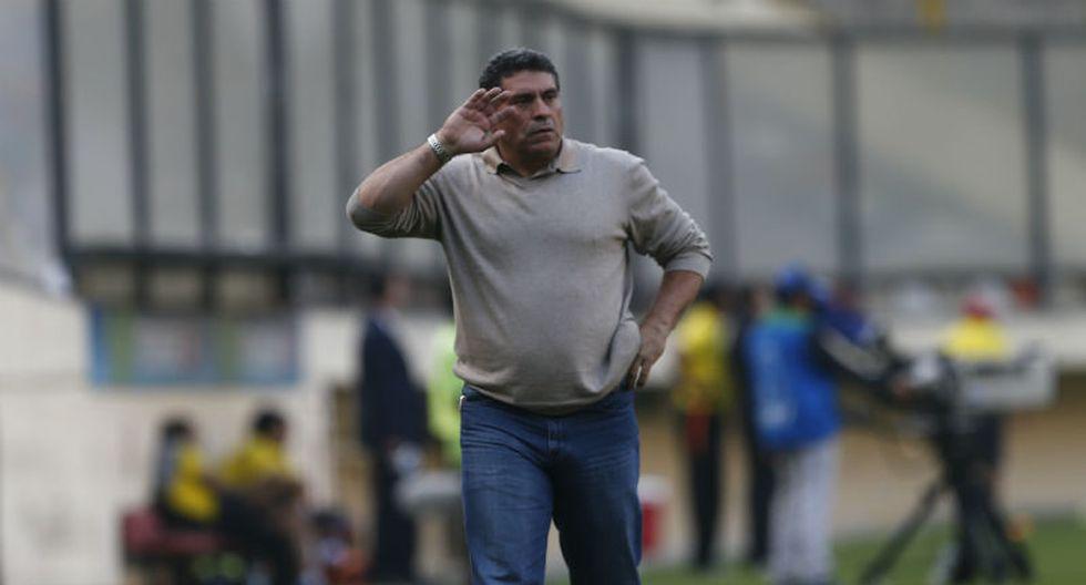 Luis Fernando Suárez ya no es más técnico de Universitario de Deportes