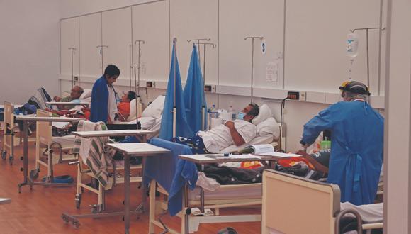 Gerencia de Salud advierte que mal comportamiento ciudadano haría que la tercera etapa de este virus llegue a La Libertad en un mes.