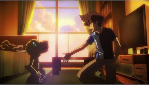 """Digimon Adventure"" lanza emotivo tráiler con la despedida definitiva de Agumon y Tai"