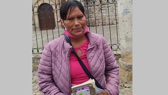 La madre de familia pidió ayuda para ubicar a sus menores hijos. (Foto: Difusión)