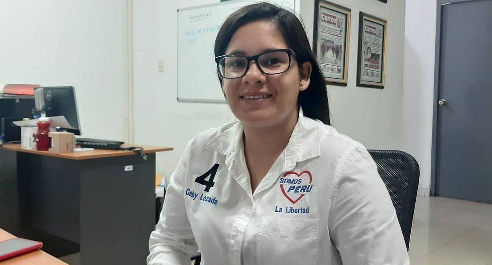 """Gabriela Lozada: """"Ha sido una campaña difícil para los jóvenes"""""""