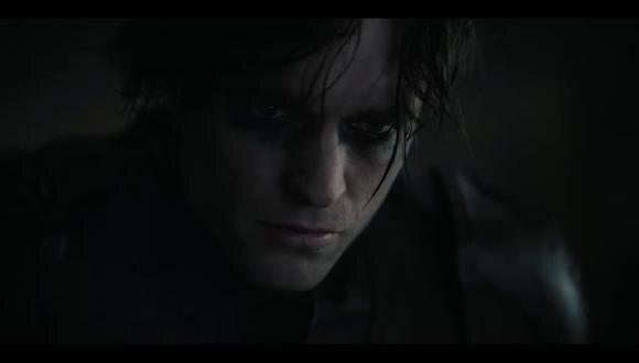 """""""The Batman"""" con Robert Pattinson marca el futuro de Warner Bros. y DC Comics. (Foto: Captura de video)"""