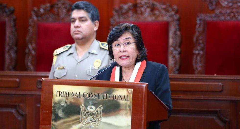 Ledesma Narváez indicó que esta medida puede darse mediante un decreto de urgencia y que no requiere pasar por el Congreso de la República. (Foto: GEC)