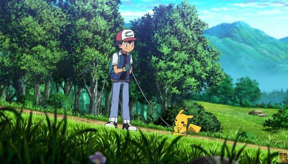 Pokémon: Lanzan tráiler de la nueva película (VIDEO)