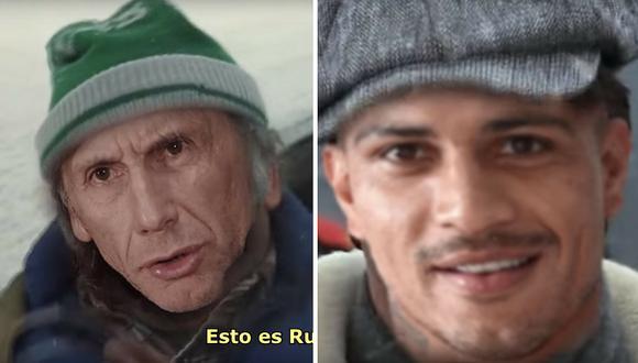Parodian llegada de Selección Peruana a Rusia en vídeo de YouTube (VIDEO)