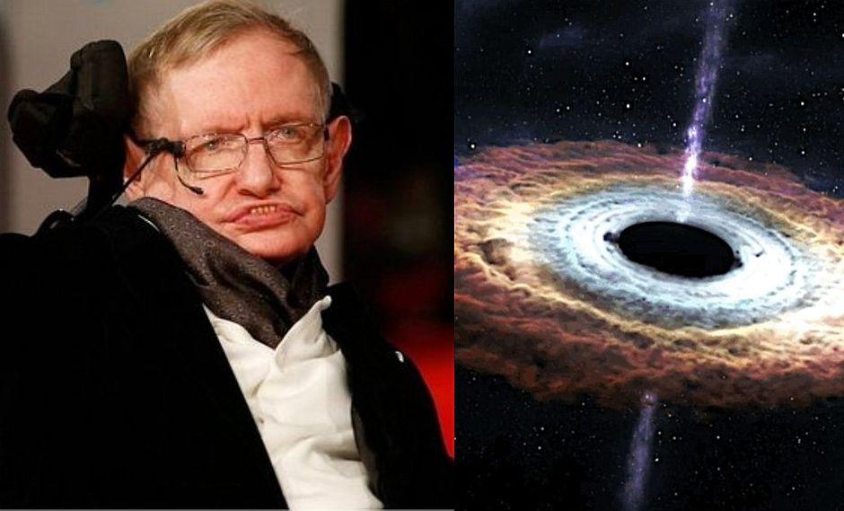 """Stephen Hawking: acuñan moneda que tiene un """"agujero negro"""" en honor a su trabajo científico (VIDEO)"""