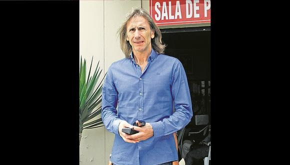 """Ricardo Gareca: """"""""No vigilaré a los jugadores"""""""""""