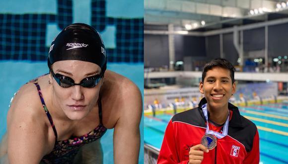 Los nadadores con mejor puntuación nacional obtuvieron su pase a los Juegos Olímpicos. (Foto: Twitter)