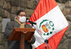 Cusco es declarado en duelo provincial por tres días tras muerte del alcalde Ricardo Valderrama