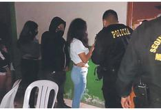 Intervienen a 40 covidiotas en vivienda y local nocturno en Chimbote