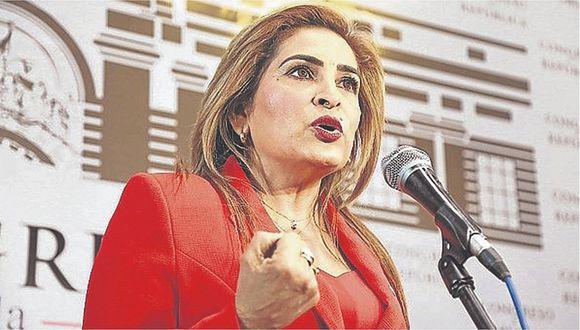 Suspenden a Maritza García por mentir en su hoja de vida