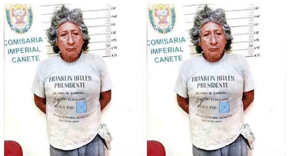 Dictan cadena perpetua a sujeto que abusó de su hijastra y la mató en Cañete