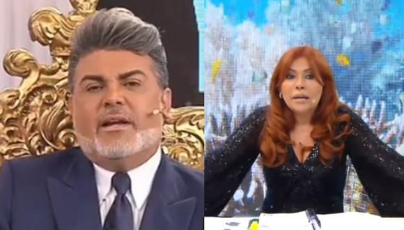 """""""Ella sacó un reportaje dándome fuerzas, deseándome que yo regrese a la televisión. Me pareció increíble"""", comentó Andrés Hurtado"""