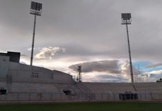 GORE Puno informa que paralizarán obras en el estadio de Juliaca