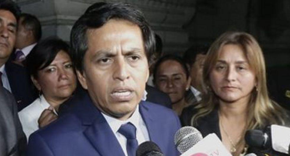 Fernando Meléndez, congresista por APP (Archivo)