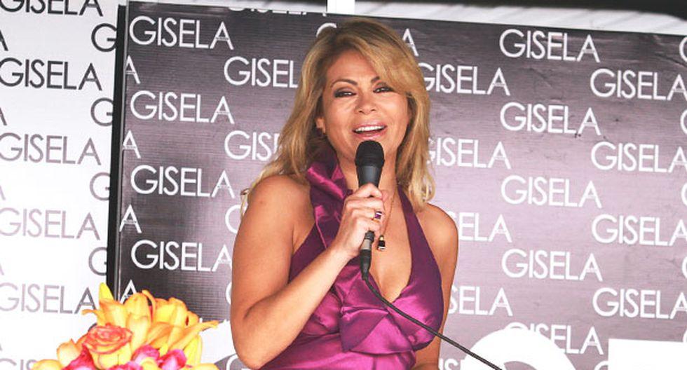 """A Gisela le parece """"¡buenazo!"""" el regreso de EVDLV"""