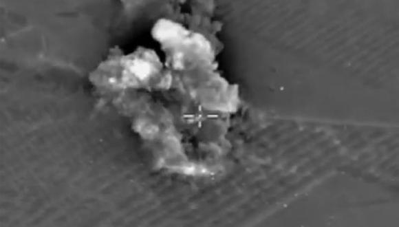 Siria: bombardeos rusos matan a 300 yihadistas