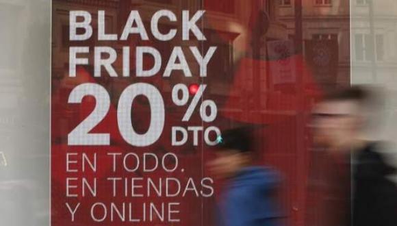 El Black Friday 2020 se celebra el viernes 27 de noviembre en todo el mundo y Perú se suma a la gran campaña de descuentos (Foto: AFP)