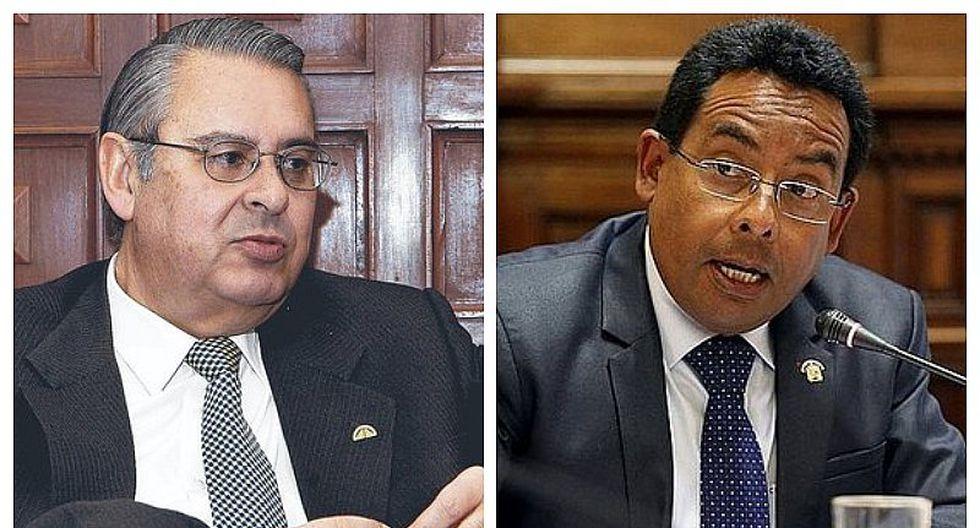 Allan Wagner pidió al presidente de Subcomisión de Acusaciones analizar las acusaciones contra Chávarry
