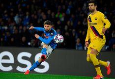 La indignación del presidente del Napoli por jugar la Champions League en Barcelona tras el rebotre de coronavirus