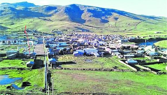 Tensión por creación de distrito cusqueño en suelo de Arequipa
