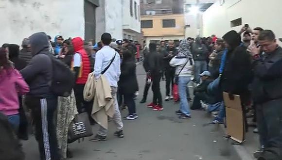 Barrios Altos: Venezolanos piden ampliación de fecha para tramitar antecedentes policiales