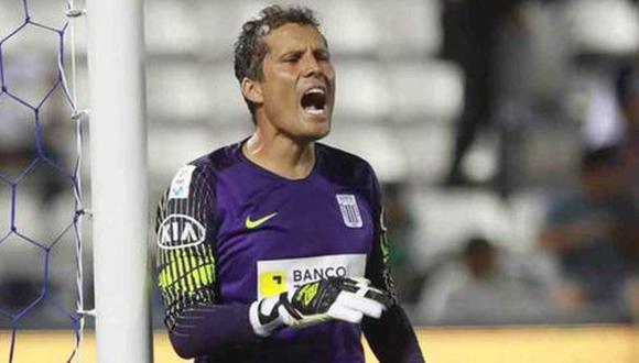Leao Butrón  es jugador de Alianza Lima desde hace seis temporadas. (Foto: GEC)