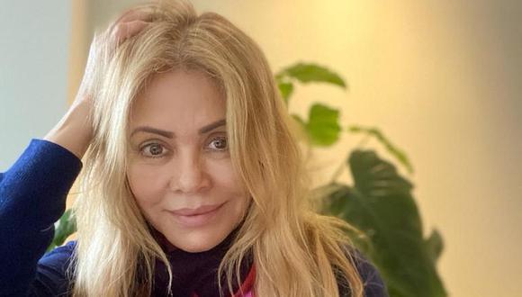 """Gisela Valcárcel anuncia su regreso a la TV después de 1 año de estar alejada: """"Mi corazón está agradecido"""". (Foto: @giselvalcarcelperu)."""