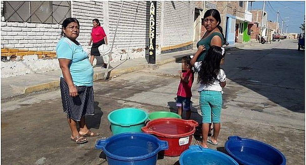 Restringirán el servicio de agua en Chulucanas