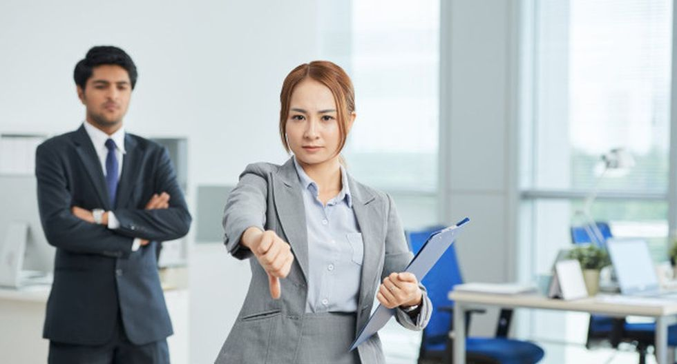 Cuando hablas con tu jefe debes moderar tu lenguaje, jamás le digas las cosas como se te ocurran (Foto: Freepik)