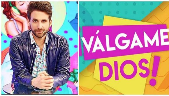 Rodrigo González revela el rating que hace 'Válgame Dios' sin él y Gigi Mitre (FOTO)