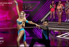 Reinas del show 2: Así fue el baile de Brenda Carvalho en versus de salsa