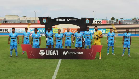 Equipo de Puno terminó la campaña 2020 perdiendo por 2-0 ante Universitario. (Foto: Difusión)