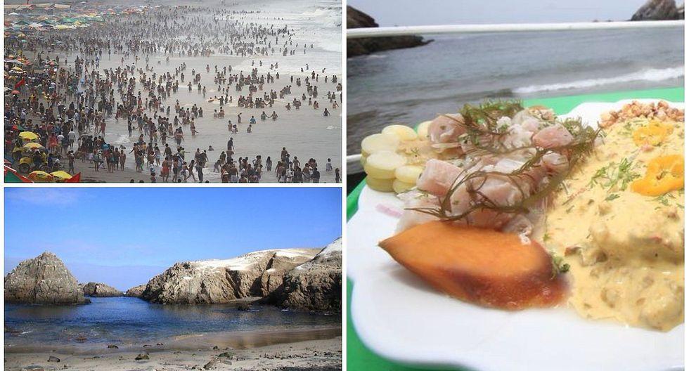 Playakuna kunan virano visitanapaq Arequipa llaqtapi