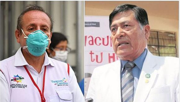 Gobernador designa a Leonardo Chirinos como nuevo gerente regional de Salud