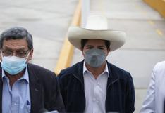 """Pedro Castillo: """"Hemos superado la aplicación de más de 30 millones de dosis de vacunas contra la COVID-19″"""