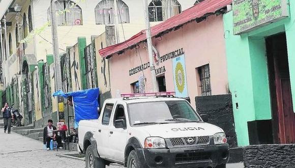 El fiscal sustentó que Franklin Apaza, golpeó y provocó una fractura a su conviviente. (Foto: Referencial)