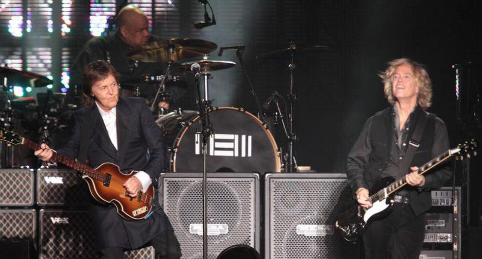 Paul McCartney y una mágica noche de rock